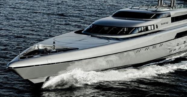 Το αεροδυναμικό και φουρτουριστικο Silver Fast της SilverYacht - e-Nautilia.gr | Το Ελληνικό Portal για την Ναυτιλία. Τελευταία νέα, άρθρα, Οπτικοακουστικό Υλικό