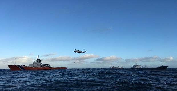Φορτηγό πλοίο ξέμεινε στ' ανοιχτά των νησιών Orkney (video) - e-Nautilia.gr | Το Ελληνικό Portal για την Ναυτιλία. Τελευταία νέα, άρθρα, Οπτικοακουστικό Υλικό