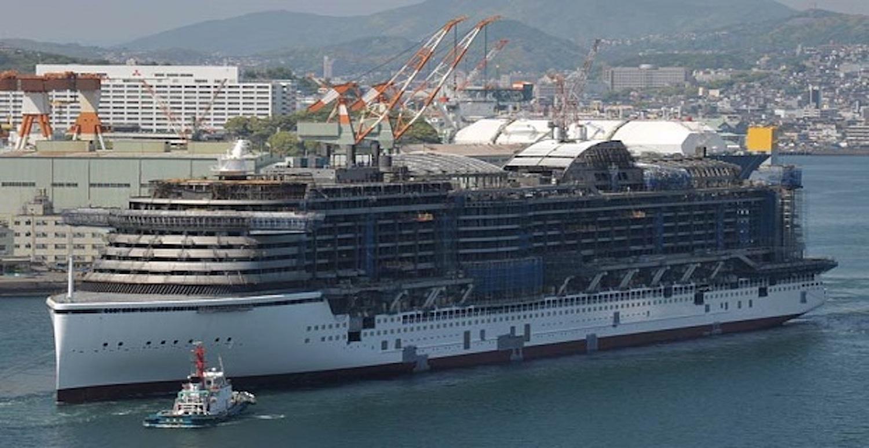 Η κατασκευή του γιγάντιου κρουαζιερόπλοιου AIDAprima σε time-lapse video - e-Nautilia.gr | Το Ελληνικό Portal για την Ναυτιλία. Τελευταία νέα, άρθρα, Οπτικοακουστικό Υλικό