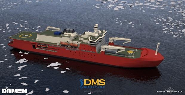 Τελευταίας τεχνολογίας παγοθραυστικό για την Ανταρκτική παρήγγειλε η Αυστραλία (Photos) - e-Nautilia.gr | Το Ελληνικό Portal για την Ναυτιλία. Τελευταία νέα, άρθρα, Οπτικοακουστικό Υλικό