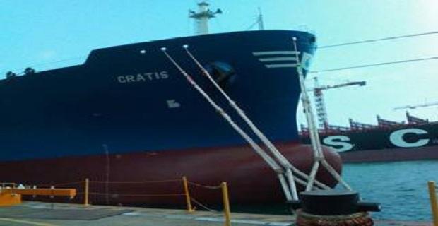 Το ECO VLGC Cratis στα χέρια της Dorian LPG - e-Nautilia.gr | Το Ελληνικό Portal για την Ναυτιλία. Τελευταία νέα, άρθρα, Οπτικοακουστικό Υλικό