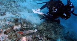 22 ναυάγια σε 13 μέρες ανακάλυψαν έκπληκτοι αρχαιολόγοι στους Φούρνους