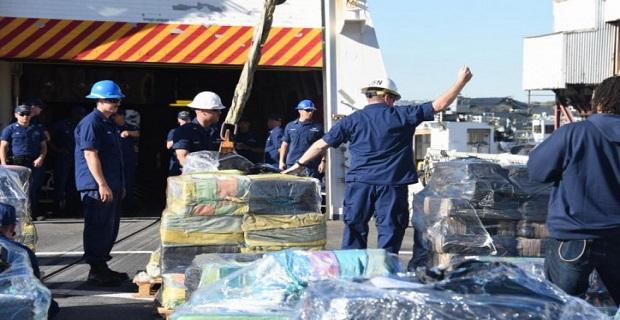 25 τόνοι κοκαΐνης αξίας $765 εκατομμυρίων ξεφορτώθηκαν στο Σαν Ντιέγκο - e-Nautilia.gr | Το Ελληνικό Portal για την Ναυτιλία. Τελευταία νέα, άρθρα, Οπτικοακουστικό Υλικό