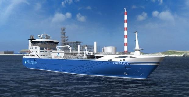 Με εξοπλισμό πρόωσης από την Wärtsilä το νέο πλοίο LNG bunkering - e-Nautilia.gr | Το Ελληνικό Portal για την Ναυτιλία. Τελευταία νέα, άρθρα, Οπτικοακουστικό Υλικό