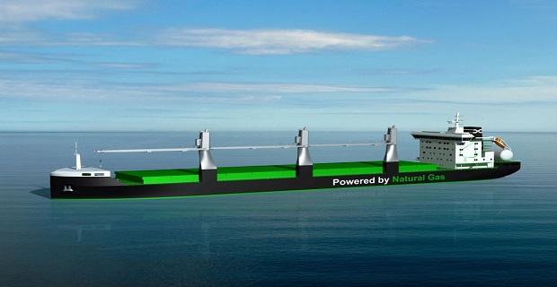 Στην Deltamarin ο σχεδιασμός των πρώτων κινούμενων με LNG handysize bulk carriers - e-Nautilia.gr | Το Ελληνικό Portal για την Ναυτιλία. Τελευταία νέα, άρθρα, Οπτικοακουστικό Υλικό