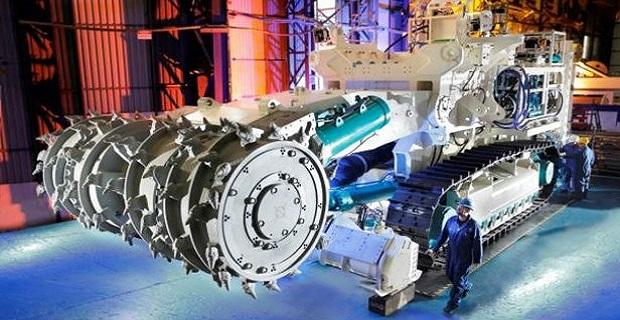 Έτοιμες οι μηχανές υποβρύχιας εξόρυξης - e-Nautilia.gr | Το Ελληνικό Portal για την Ναυτιλία. Τελευταία νέα, άρθρα, Οπτικοακουστικό Υλικό