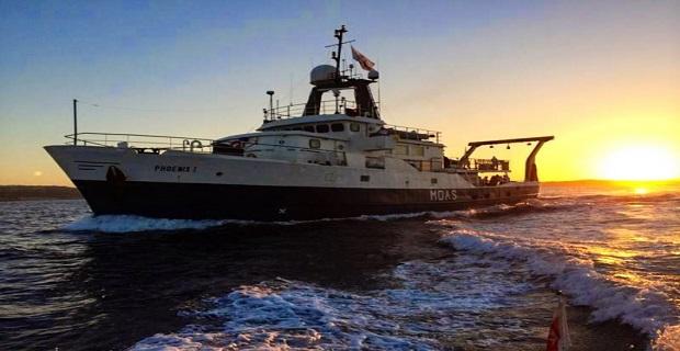 Αποστολή διάσωσης στο Αιγαίο ξεκινά η φιλανθρωπική οργάνωση MOAS - e-Nautilia.gr | Το Ελληνικό Portal για την Ναυτιλία. Τελευταία νέα, άρθρα, Οπτικοακουστικό Υλικό