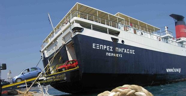 Με επεισοδιακό τρόπο έμεινε στο λιμάνι της Καβάλας το ΠΗΓΑΣΟΣ - e-Nautilia.gr | Το Ελληνικό Portal για την Ναυτιλία. Τελευταία νέα, άρθρα, Οπτικοακουστικό Υλικό