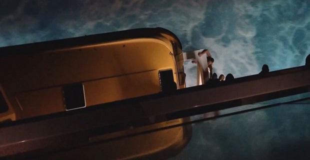 Σοκαριστικό  βίντεο με την πτώση άνθρωπου στη θάλασσα από το κρουαζιερόπλοιο Oasis of the Seas [video] - e-Nautilia.gr | Το Ελληνικό Portal για την Ναυτιλία. Τελευταία νέα, άρθρα, Οπτικοακουστικό Υλικό