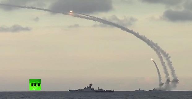 Βίντεο με την εκτόξευση ρωσικών πυραύλων στο Ισλαμικό κράτος [βίντεο] - e-Nautilia.gr | Το Ελληνικό Portal για την Ναυτιλία. Τελευταία νέα, άρθρα, Οπτικοακουστικό Υλικό