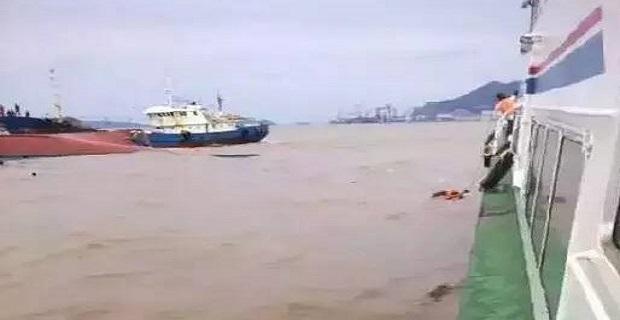 Τέσσερις αγνοούμενοι από σύγκρουση πλοίων στην Ανατολική Θάλασσα της Κίνας - e-Nautilia.gr | Το Ελληνικό Portal για την Ναυτιλία. Τελευταία νέα, άρθρα, Οπτικοακουστικό Υλικό