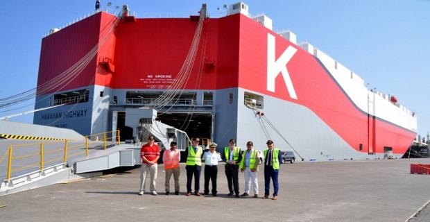Νέας γενιάς πλοίο RoRo χωρητικότητας 7.500 οχημάτων! - e-Nautilia.gr | Το Ελληνικό Portal για την Ναυτιλία. Τελευταία νέα, άρθρα, Οπτικοακουστικό Υλικό
