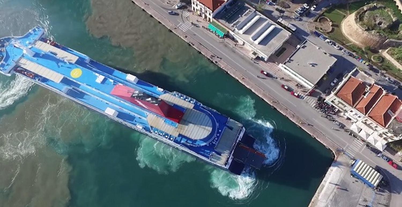 Η μανούβρα του Νήσος Μύκονος στο λιμάνι της Χίου (Video) - e-Nautilia.gr   Το Ελληνικό Portal για την Ναυτιλία. Τελευταία νέα, άρθρα, Οπτικοακουστικό Υλικό