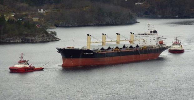 Κι άλλο ελληνικό bulk carrier κατασχέθηκε στη Σιγκαπούρη - e-Nautilia.gr | Το Ελληνικό Portal για την Ναυτιλία. Τελευταία νέα, άρθρα, Οπτικοακουστικό Υλικό