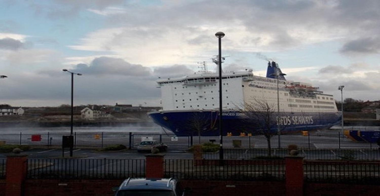 Πλοίο έσπασε τους κάβους του λόγω των δυνατών ανέμων στο North Shields - e-Nautilia.gr | Το Ελληνικό Portal για την Ναυτιλία. Τελευταία νέα, άρθρα, Οπτικοακουστικό Υλικό