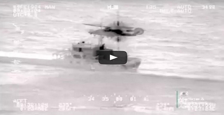 Η διάσωση με ελικόπτερο δυο ναυτικών εν μέσω καταιγίδας (video) - e-Nautilia.gr | Το Ελληνικό Portal για την Ναυτιλία. Τελευταία νέα, άρθρα, Οπτικοακουστικό Υλικό