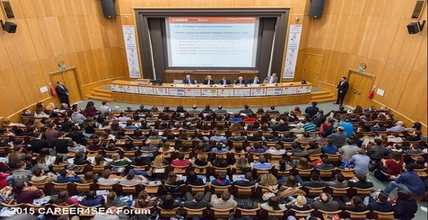 Ολοκληρώθηκε με επιτυχία το πρώτο CAREER4SEA Forum - e-Nautilia.gr | Το Ελληνικό Portal για την Ναυτιλία. Τελευταία νέα, άρθρα, Οπτικοακουστικό Υλικό