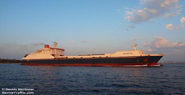 Έσπασαν οι κάβοι του «Πελαγίτης» στο λιμάνι της Θεσσαλονίκης - e-Nautilia.gr | Το Ελληνικό Portal για την Ναυτιλία. Τελευταία νέα, άρθρα, Οπτικοακουστικό Υλικό