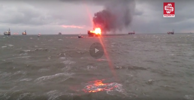2 νεκροί και 29 αγνοούμενοι μετά από πυρκαγιά σε πλατφόρμα εξόρυξης πετρελαίου! [βίντεο] - e-Nautilia.gr | Το Ελληνικό Portal για την Ναυτιλία. Τελευταία νέα, άρθρα, Οπτικοακουστικό Υλικό