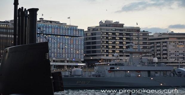 ΤΠΚ Ρουσσέν & ΥΒ Πιπίνος : Αναχώρηση από τον Πειραιά[video] - e-Nautilia.gr | Το Ελληνικό Portal για την Ναυτιλία. Τελευταία νέα, άρθρα, Οπτικοακουστικό Υλικό