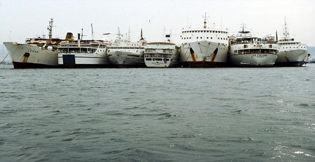 Βατσιμάνηδες: Οι φύλακες των παροπλισμένων πλοίων….(Photos) - e-Nautilia.gr | Το Ελληνικό Portal για την Ναυτιλία. Τελευταία νέα, άρθρα, Οπτικοακουστικό Υλικό