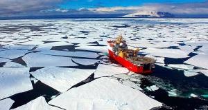 Μια ιστορική αποστολή στην Ανταρκτική 80 χρόνια μετά την βρεταννική εξερεύνηση της[pics]
