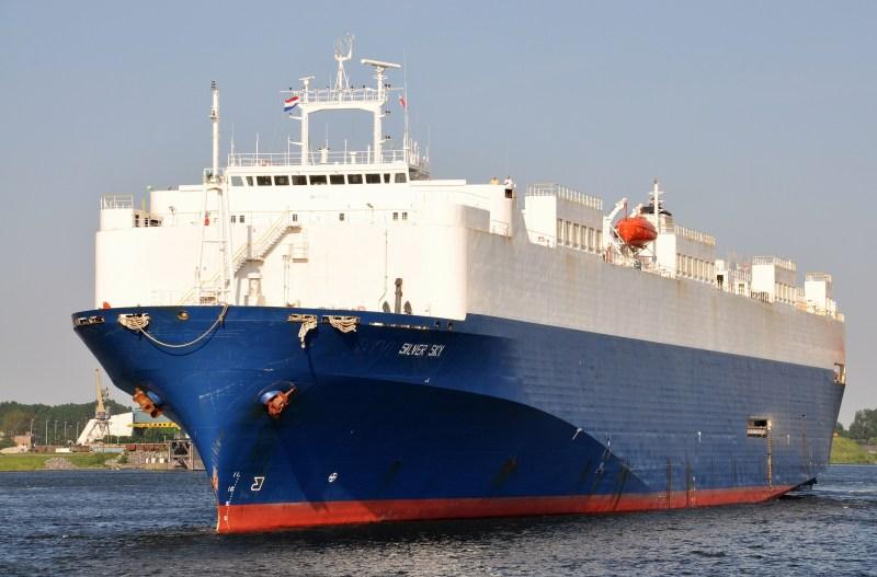 Πειρατική επίθεση σε RORO πλοίο στον Κόλπο της Γουινέας - e-Nautilia.gr | Το Ελληνικό Portal για την Ναυτιλία. Τελευταία νέα, άρθρα, Οπτικοακουστικό Υλικό