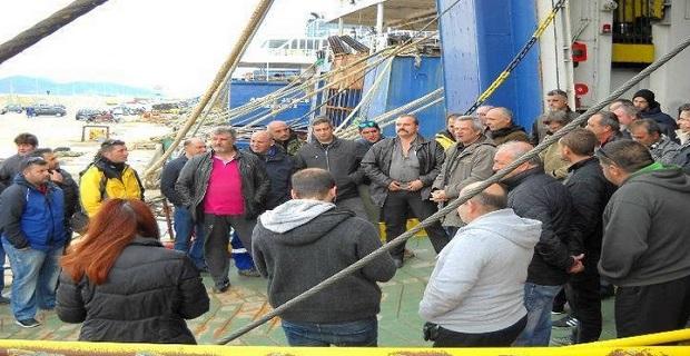 Oι αγώνες των ναυτεργατών εναντία στην απλήρωτη ναυτική εργασία - e-Nautilia.gr | Το Ελληνικό Portal για την Ναυτιλία. Τελευταία νέα, άρθρα, Οπτικοακουστικό Υλικό