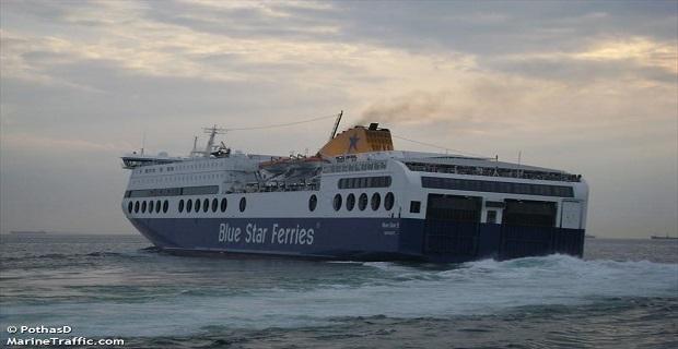 Τραυματισμός ναυτικού του «Blue Star 2» - e-Nautilia.gr | Το Ελληνικό Portal για την Ναυτιλία. Τελευταία νέα, άρθρα, Οπτικοακουστικό Υλικό