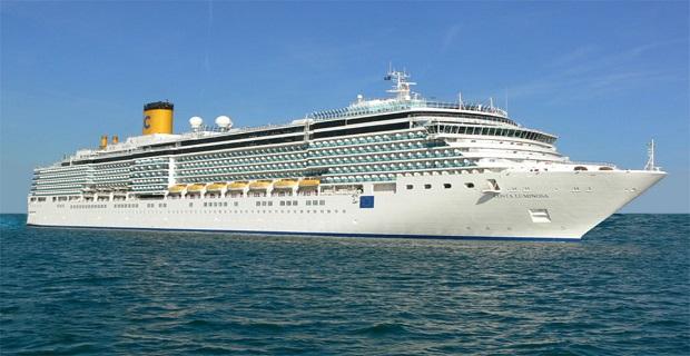 To Costa Luminosa έκανε ποδαρικό» στο λιμάνι του Ηρακλείου - e-Nautilia.gr | Το Ελληνικό Portal για την Ναυτιλία. Τελευταία νέα, άρθρα, Οπτικοακουστικό Υλικό