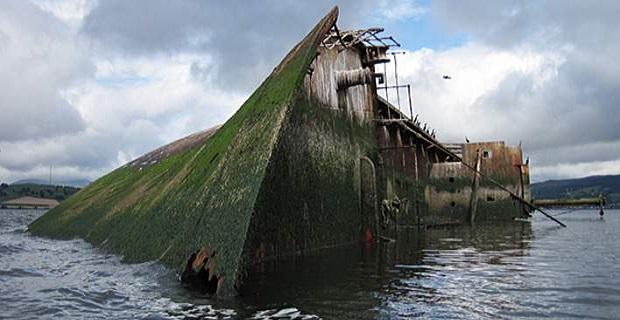Το ελληνικό ναυάγιο του «πλοίου της ζάχαρης» που μαγεύει τη Σκωτία -Ο «Καπετάν Γιάννης» βρίσκεται εκεί από το 1974[pics]
