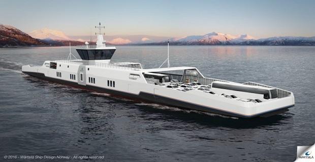 Μηδενικές εκπομπές ρύπων για το νέο ferry της Wärtsilä! - e-Nautilia.gr | Το Ελληνικό Portal για την Ναυτιλία. Τελευταία νέα, άρθρα, Οπτικοακουστικό Υλικό