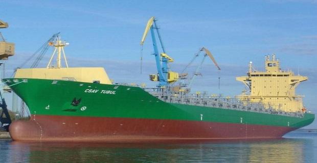 Ναυτικός έχασε την ζωή του όταν το πλοίο container χτυπήθηκε από κακοκαιρία στα ανοιχτά της Γαλλίας - e-Nautilia.gr | Το Ελληνικό Portal για την Ναυτιλία. Τελευταία νέα, άρθρα, Οπτικοακουστικό Υλικό