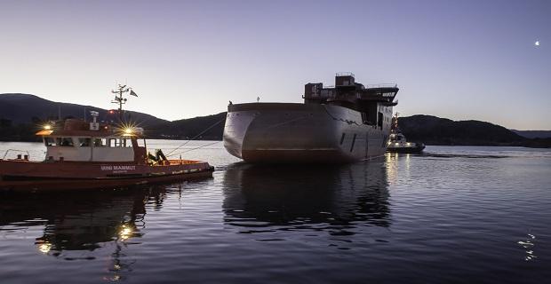Το πρώτο πλοίο κατασκευασμένο με το πρωτοποριακό σχήμα γάστρας X-STERN! (Photos) - e-Nautilia.gr | Το Ελληνικό Portal για την Ναυτιλία. Τελευταία νέα, άρθρα, Οπτικοακουστικό Υλικό