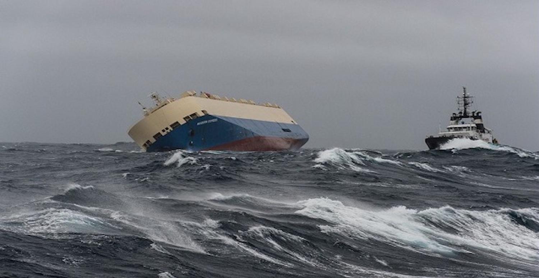 Προς ακτές της Γαλλίας κατευθύνεται το Modern Express (video+pics) - e-Nautilia.gr | Το Ελληνικό Portal για την Ναυτιλία. Τελευταία νέα, άρθρα, Οπτικοακουστικό Υλικό