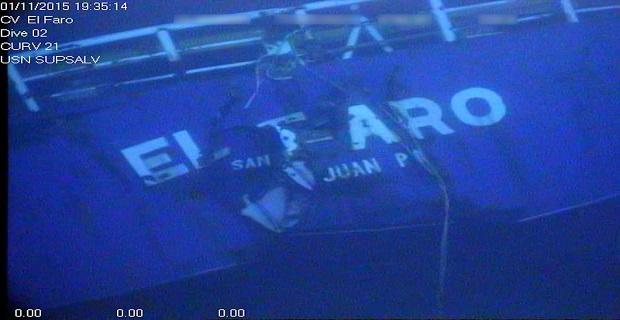 Οι τελευταίες συνομιλίες του καπετάνιου του El Faro - e-Nautilia.gr | Το Ελληνικό Portal για την Ναυτιλία. Τελευταία νέα, άρθρα, Οπτικοακουστικό Υλικό