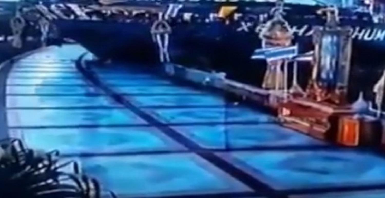 Φορτηγό πλοίο πήρε σβάρνα προβλήτα στην Μπανγκόκ (Video) - e-Nautilia.gr | Το Ελληνικό Portal για την Ναυτιλία. Τελευταία νέα, άρθρα, Οπτικοακουστικό Υλικό