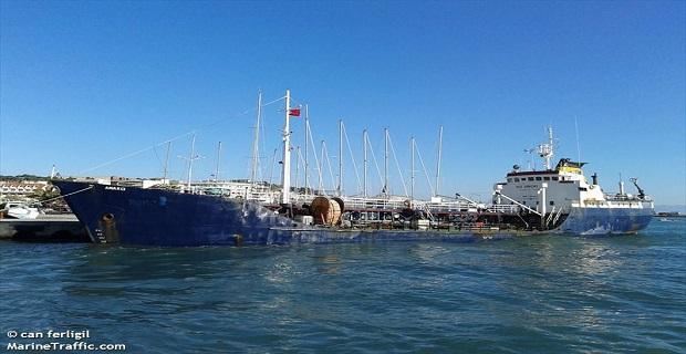 Πλοίο οικολογική «βόμβα» απειλεί τη Μυτιλήνη - e-Nautilia.gr | Το Ελληνικό Portal για την Ναυτιλία. Τελευταία νέα, άρθρα, Οπτικοακουστικό Υλικό