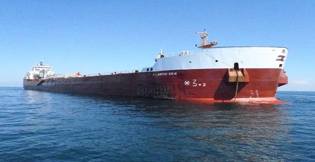 Η λάθος πλοήγηση υπεύθυνη για την προσάραξη του Atlantic Erie - e-Nautilia.gr | Το Ελληνικό Portal για την Ναυτιλία. Τελευταία νέα, άρθρα, Οπτικοακουστικό Υλικό