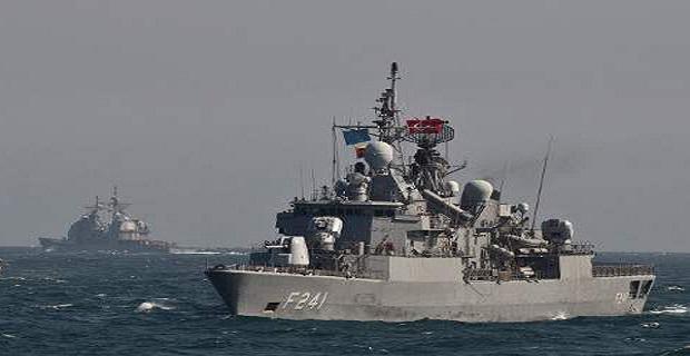 Πολεμικά πλοία του ΝΑΤΟ άμεσα στο Αιγαίο - e-Nautilia.gr | Το Ελληνικό Portal για την Ναυτιλία. Τελευταία νέα, άρθρα, Οπτικοακουστικό Υλικό