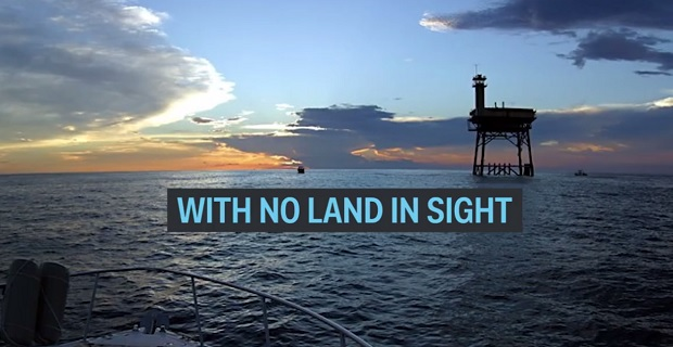Το πιο επικίνδυνο ξενοδοχείο στον κόσμο περιτριγυρίζεται από καρχαρίες και βρίσκεται στο έλεος των τυφώνων! (Video) - e-Nautilia.gr   Το Ελληνικό Portal για την Ναυτιλία. Τελευταία νέα, άρθρα, Οπτικοακουστικό Υλικό