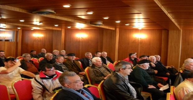 Πλατιά σύσκεψη για την παραπέρα πορεία των αγώνων για το ασφαλιστικό και τα ταμεία των ναυτικών - e-Nautilia.gr   Το Ελληνικό Portal για την Ναυτιλία. Τελευταία νέα, άρθρα, Οπτικοακουστικό Υλικό