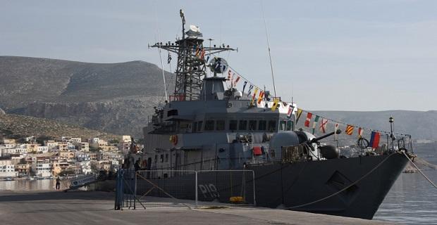Επιμνημόσυνη δέηση στη μνήμη των πεσόντων Αξιωματικών στα Ίμια - e-Nautilia.gr | Το Ελληνικό Portal για την Ναυτιλία. Τελευταία νέα, άρθρα, Οπτικοακουστικό Υλικό