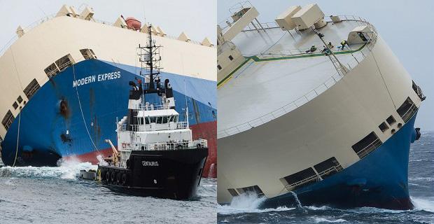 Παράνομο του φορτίο που μετέφερε το Modern Express- Δείτε  την εντυπωσιακή επιχείρηση διάσωσης μέσα από 33 φωτογραφίες - e-Nautilia.gr | Το Ελληνικό Portal για την Ναυτιλία. Τελευταία νέα, άρθρα, Οπτικοακουστικό Υλικό