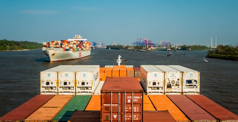 Ένα εντυπωσιακό βίντεο υψηλής ποιότητας με το ταξίδι πλοίου μεταφοράς κοντέινερ στην Βαλτική και βόρεια Ευρώπη! - e-Nautilia.gr | Το Ελληνικό Portal για την Ναυτιλία. Τελευταία νέα, άρθρα, Οπτικοακουστικό Υλικό