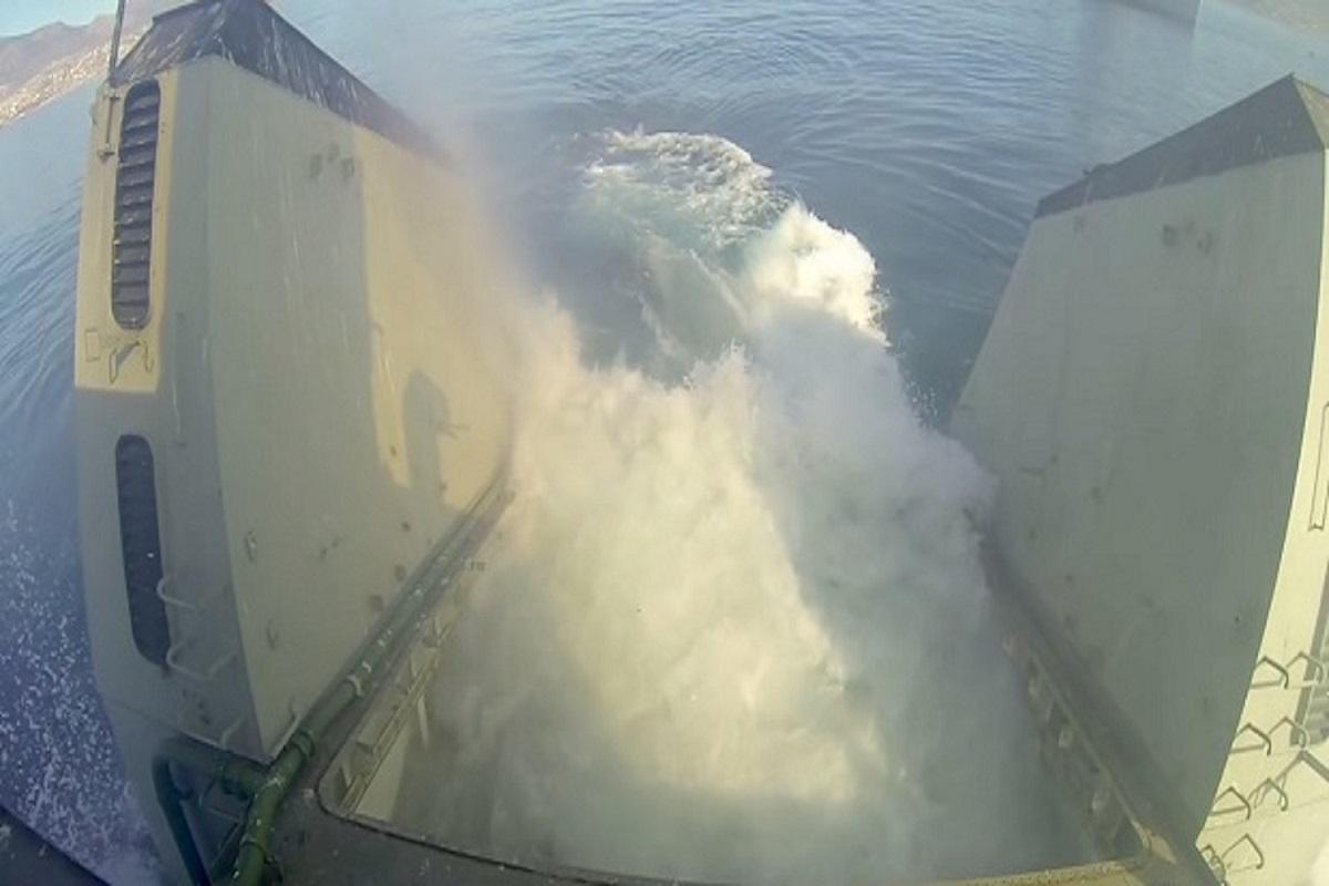 Βύθιση πλοίου μέσα από τον φακό μίας GoPro - e-Nautilia.gr | Το Ελληνικό Portal για την Ναυτιλία. Τελευταία νέα, άρθρα, Οπτικοακουστικό Υλικό
