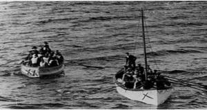 Oι Επιζήσαντες του Τιτανικού σε σπάνιες Φωτογραφίες