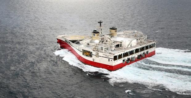 Ramform Tethys της PGS: Ένα πλοίο προηγμένης τεχνολογίας - e-Nautilia.gr | Το Ελληνικό Portal για την Ναυτιλία. Τελευταία νέα, άρθρα, Οπτικοακουστικό Υλικό