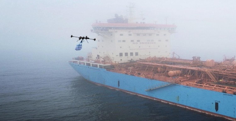 Μείωση του χρόνου και του κόστους για τις παραδόσεις σε πλοία μέσω… drone [video] - e-Nautilia.gr | Το Ελληνικό Portal για την Ναυτιλία. Τελευταία νέα, άρθρα, Οπτικοακουστικό Υλικό