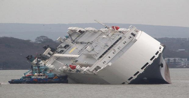 grounding_Hoegh_Osaka